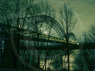 Sherman Minton Bridge - New Albany, Indiana