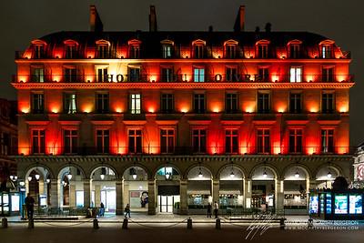 Paris, France  Canon EOS 6D w/ EF24-105mm f/4L IS USM: 24mm @ ¹⁄₁₅ sec, f/4, ISO 2000