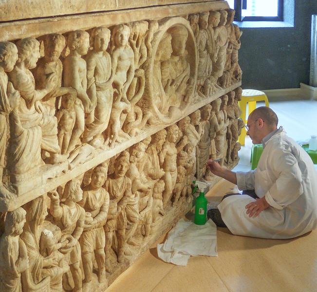 Art Restoration, Vatican Museum