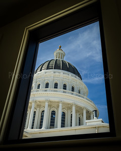 Window to the Capitol