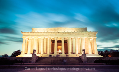 Lincoln Memorial, #1