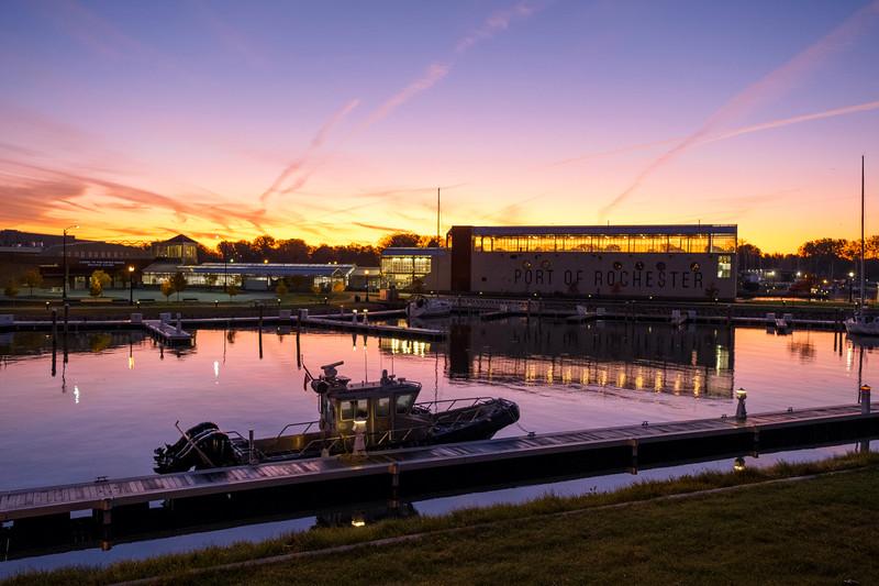Port of Rochester
