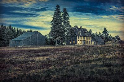 Christina's View, Olson House, ME