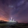 Milky Way Over Montauk Point Lighthouse, NY 5/3/17