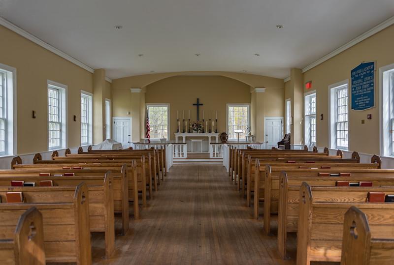 Allaire Village Chapel 10/26/17