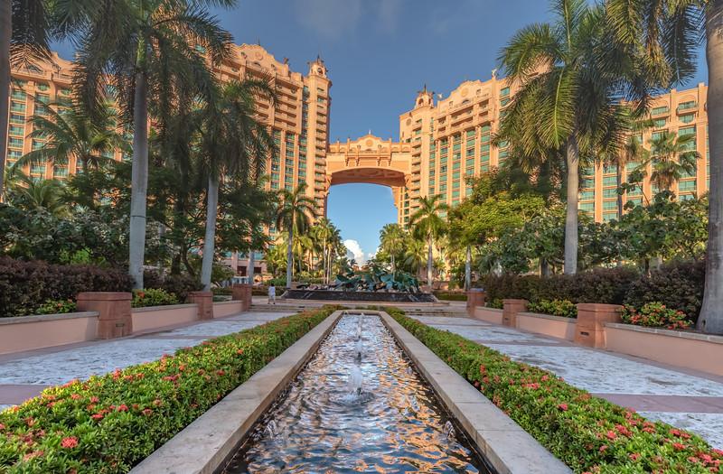 Atlantis Resort, Nassau, Bahamas 7/18/19