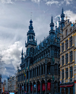 Grand Place Square - Brussels, Belgium