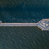 An Aerial View of Keansburg Fishing Pier 9/6/20