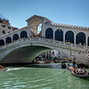 Rialto Bridge in Venice Italy 3/24/19