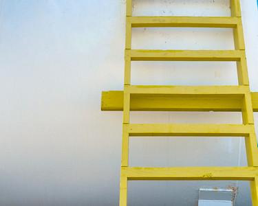 Yellow Ladder 7046