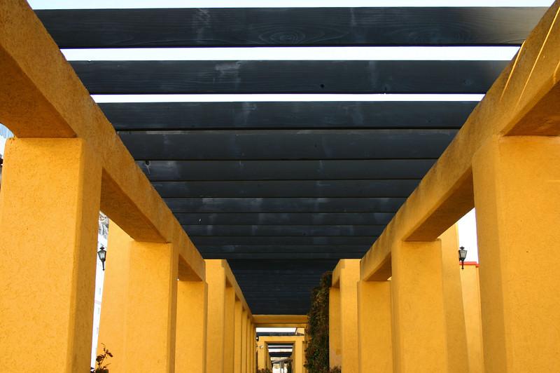 Port Building Ensenada Mexico
