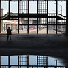Casino Building Reflection, Asbury Park, NJ