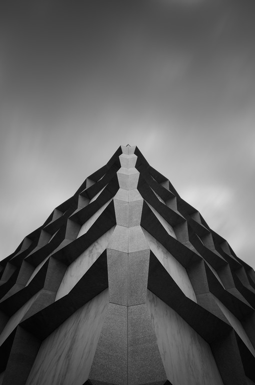 Beinecke Library - Gordon Bunshaft, architect