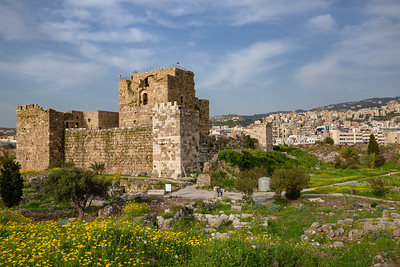 Old and New of Byblos