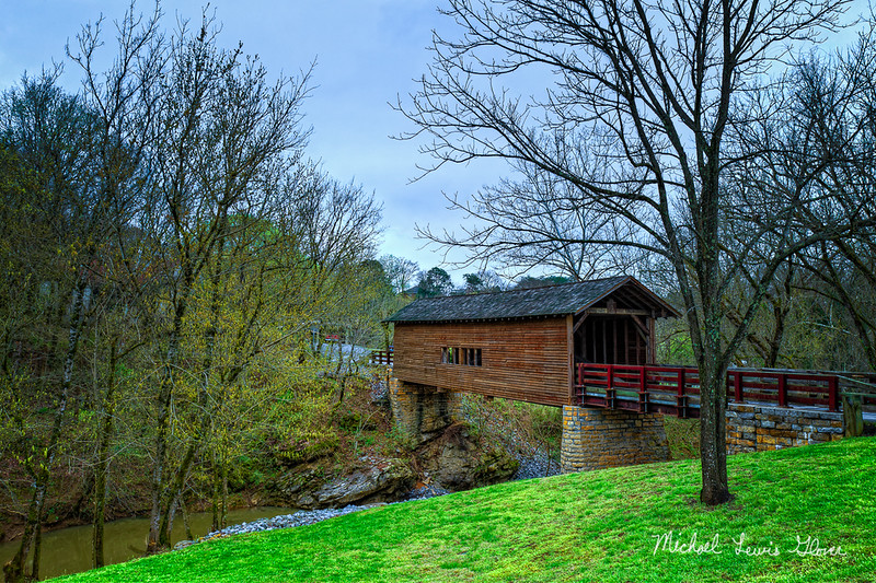 Harrisburg Covered Bridge