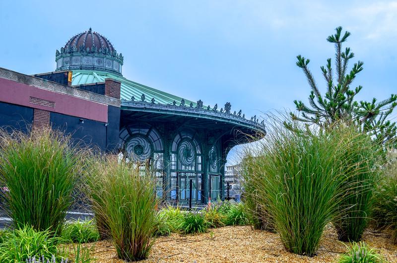 Carousel Building, Asbury Park, NJ