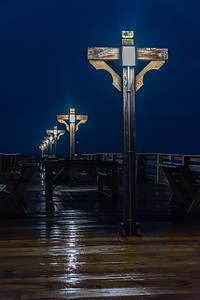 Kitty Hawk Pier, Outer Banks 8/11/18