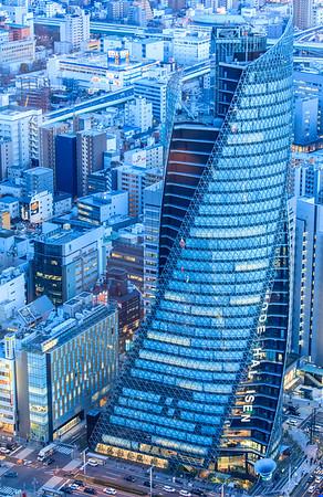 Mode Gakuen Spiral Towers, Nagoya