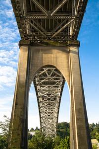 Aurora Bridge - Seattle, WA