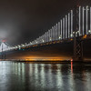 The Bay Bridge, San Francisco, CA 11/6/19