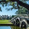 Footbridge Leading To Whalehead Club Mansion, Corolla, NC 8/18/17