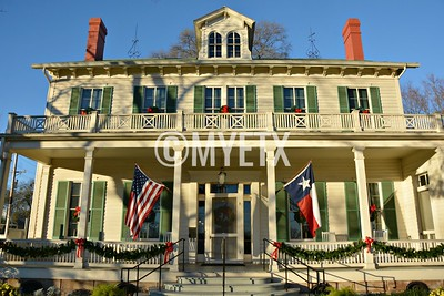 Holidays at the Starr Home State Historic Site