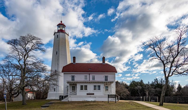 Sandy Hook Lighthouse 1/5/20