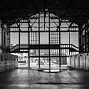 A View Inside The Casino Building In Asbury Park 4/5/20