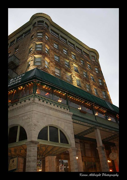 Basic Park Hotel, Eureka Springs, Arkansas