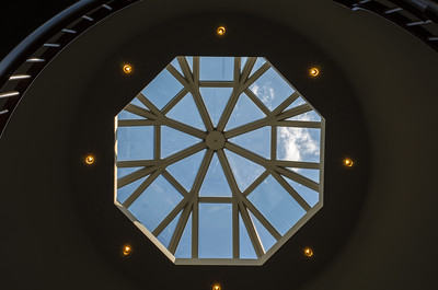 Peabody Essex Museum skylight
