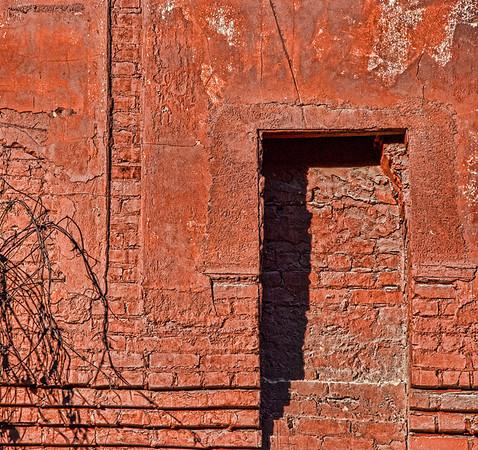 Feb 15 - Red Brick Wall