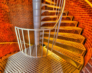 Spiral Staircase 8909