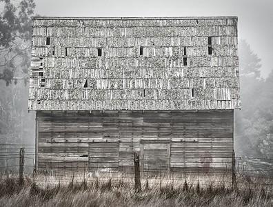 Weatherboard, Mendocino County, Calrifornia