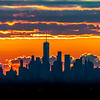 Predawn Colors Over Lower Manhattan 11/24/20