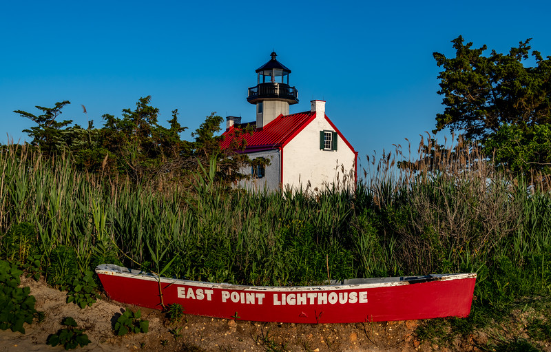 The East Point Lighthouse 6/13/20