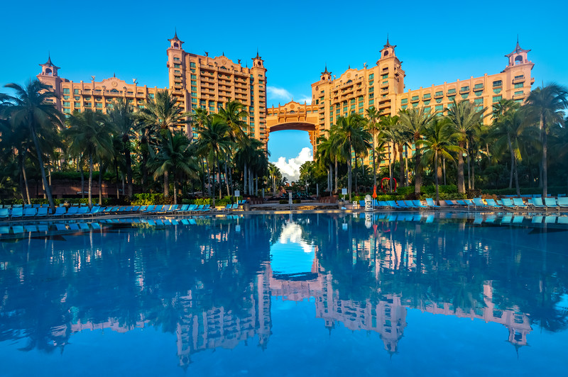 Atlantis Resort, Nassau, Bahamas 7/18/19