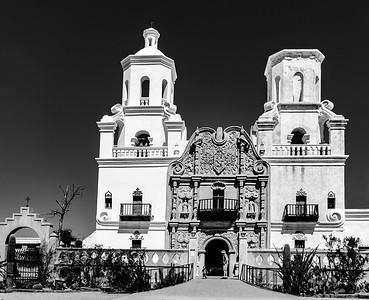 Mission San Xavier del Bac 1692