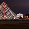 Louvre || Paris, France<br /> <br /> Canon EOS 6D w/ EF24-105mm f/4L IS USM: 60mm @ 4.0 sec, f/6.3, ISO 100