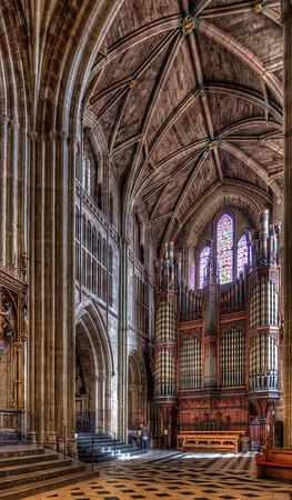 Worcester Organ