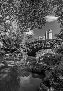 Gapstow Bridge in Central Park, New York City 6/28/18