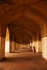 Archway at Sikandra