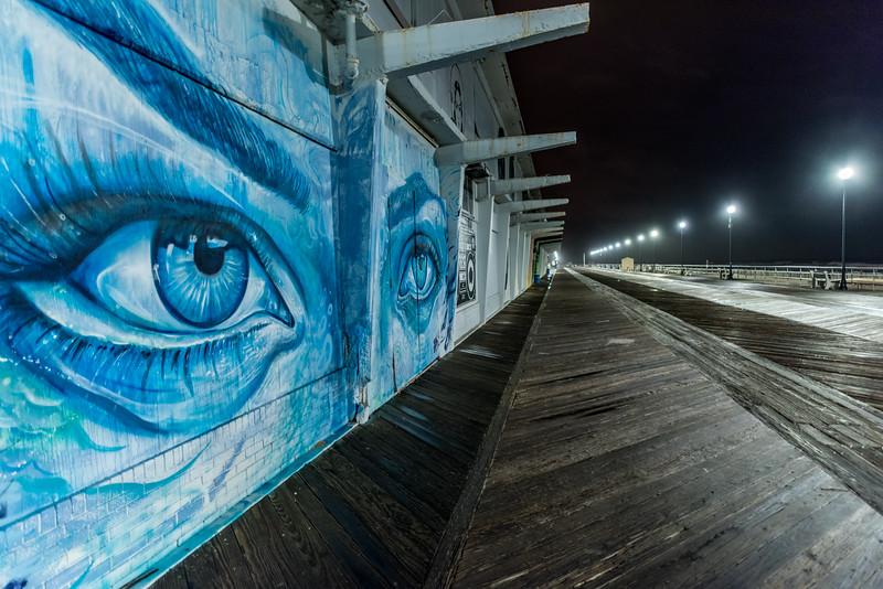 Asbury Park Boardwalk 3/18/17