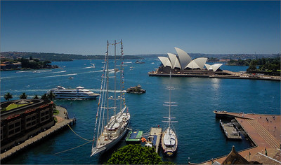 Sydney Scape HDF