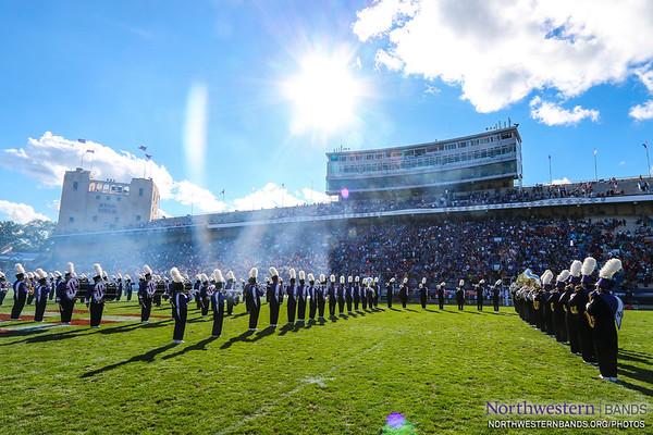 NUMB - Northwestern Football vs. Illinois State - September 10, 2016