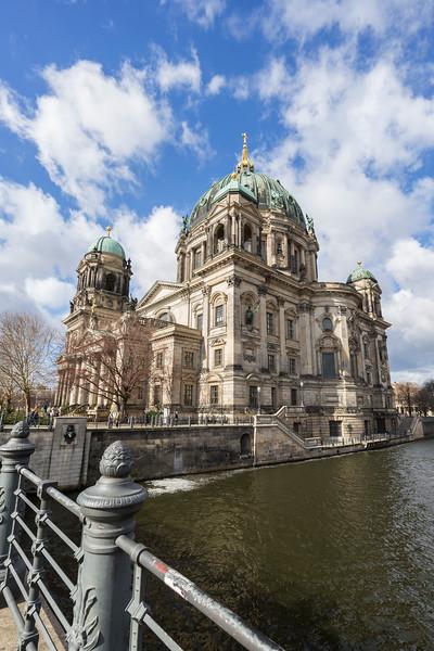 Berliner Dom in Berlin at day
