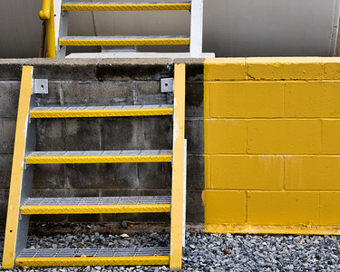 Yellow Steps 3414