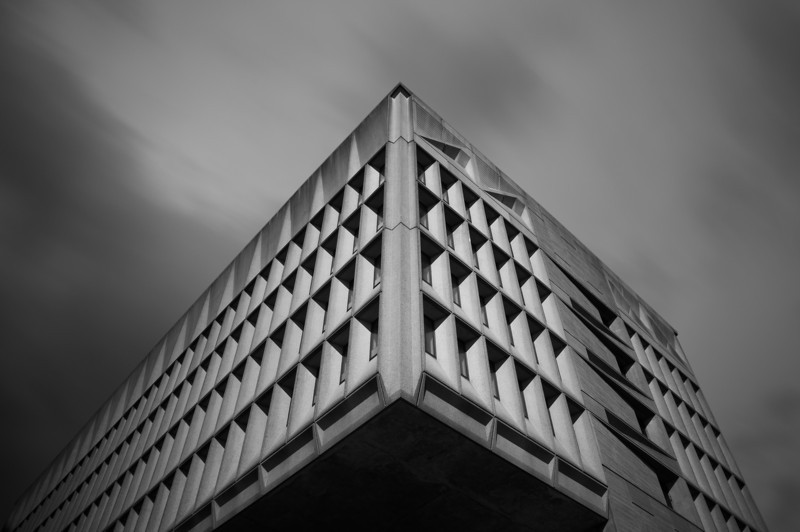 Pirelli Tire Building - Marcel Breuer, architect