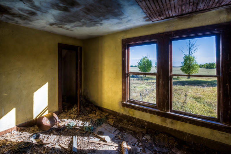 Old Room With a View