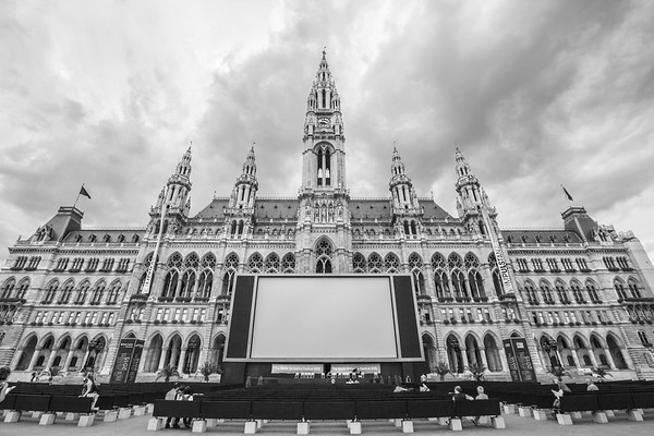 Open-air Cinema Rathaus, Vienna