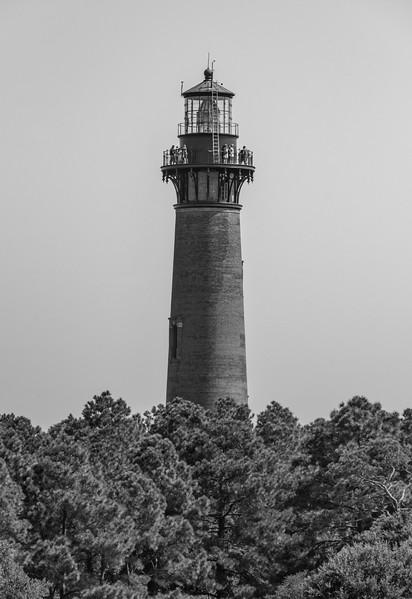 Currituck Lighthouse, Corolla, NC 8/18/17